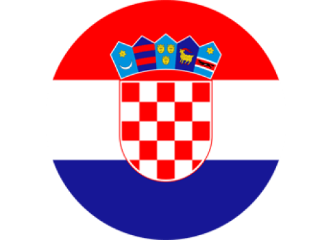 Vignet Kroatie