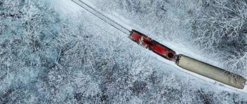 Met de trein naar Hongarije