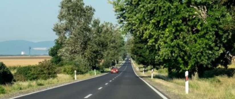 Overzicht van de snelwegen in Hongarije