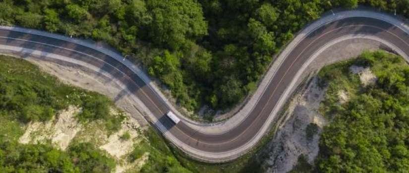 Het verkeer in Slovenië