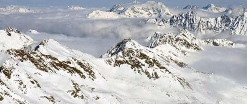 Top 10 skigebieden in Oostenrijk