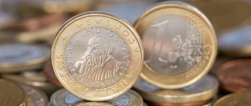 Betalen met de euro in Slovenië