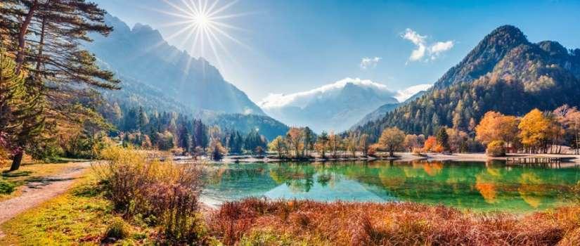 Het klimaat in Slovenië