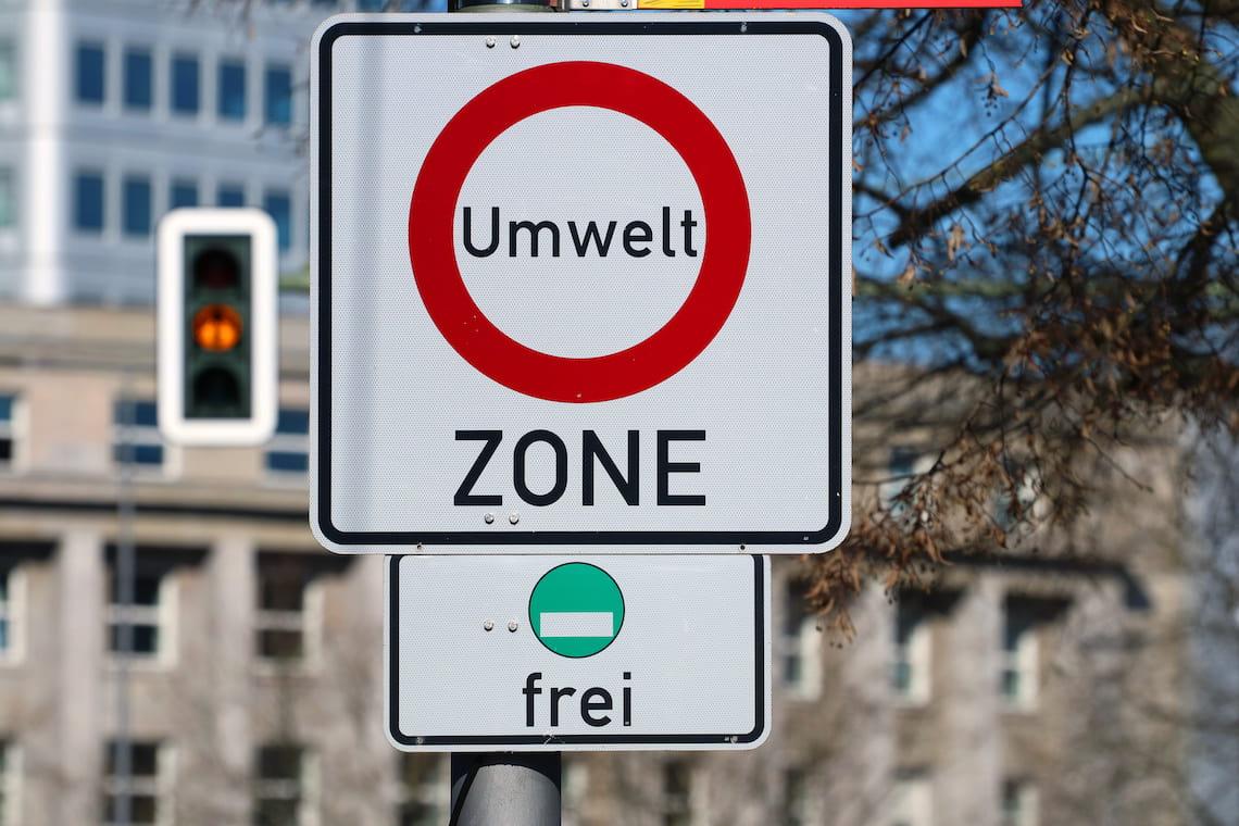 Milieuzone Duitsland
