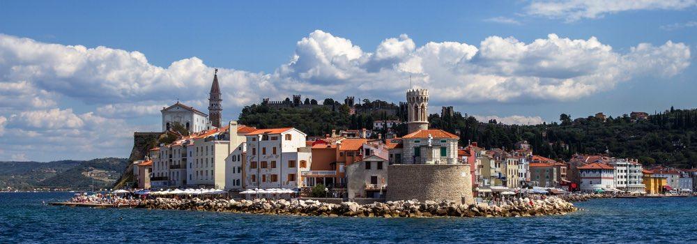 Portoroz in slovenie