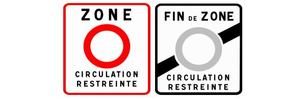 Permanente Milieuzone Frankrijk