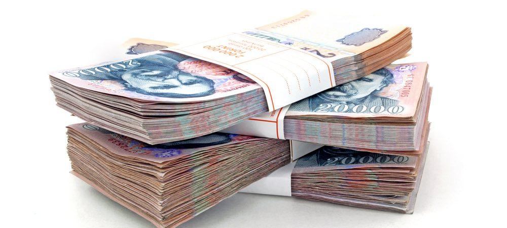 munteenheid Hongarije HUF biljetten