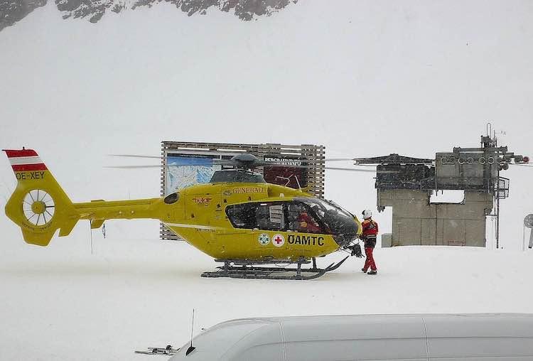 helikopter oostenrijk