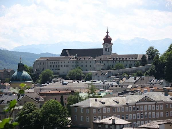 nonnberg klooster