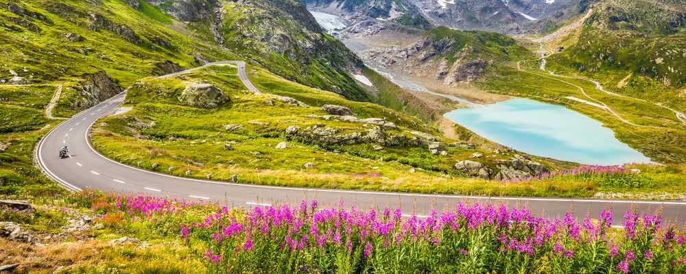 rijden in zwitserland