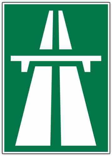 snelweg in zwitserland