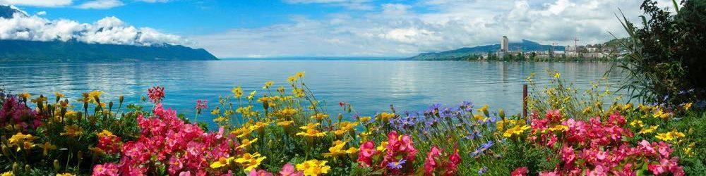 het meer van geneve